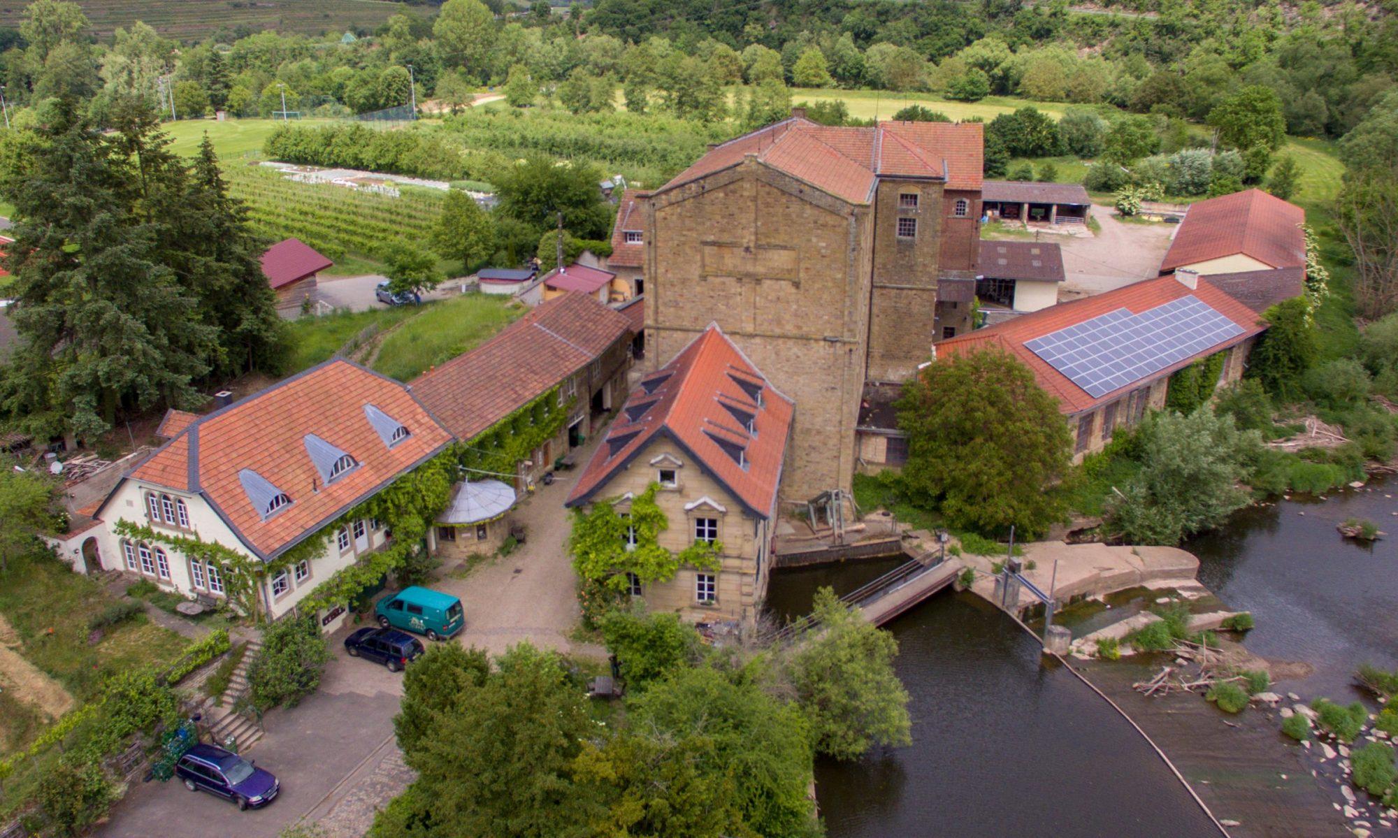 Die Bannmühle